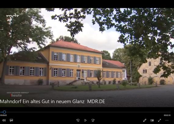 Screenshot MDR Filmbeitrag